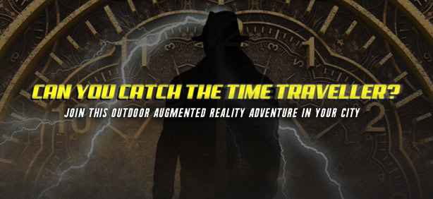 Time Traveller Outwit Adventure