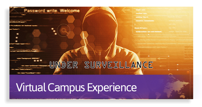 Virtual Game Campus Outwit Adventure